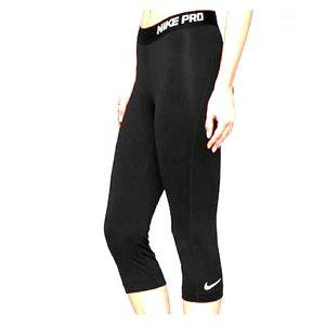 Nike pro dri fit crop leggings